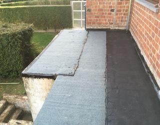 Rénovation d'une terrasse balcon partie 1